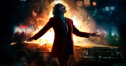 Joker IMAX Poster Has the Clown Prince Ready to Set the World on