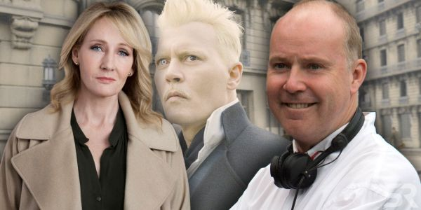 Fantastic Beasts' Biggest Problem Isn't J.K. Rowling's Scripts - It's The Director