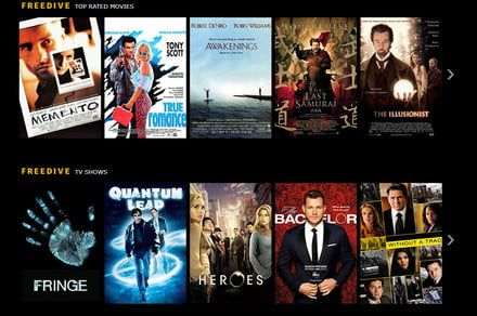 Amazon launches IMDb Freedive, an ad-supported streaming service
