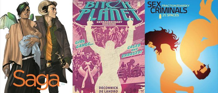 Legendary Wants to Make Movies and TV Shows With Your Favorite Image Comics Creators