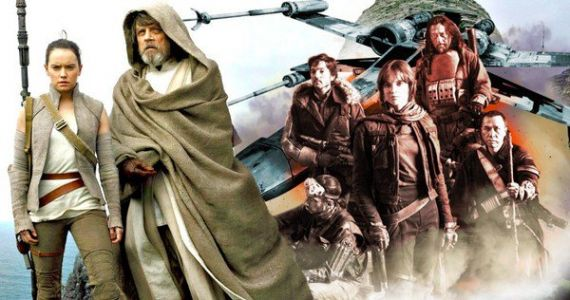 12 Ways Last Jedi Is Better Than Rogue One