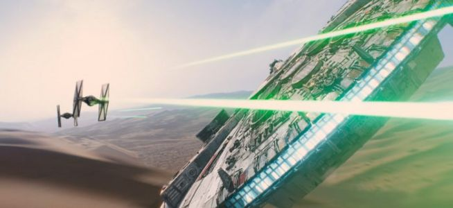 The Millennium Falcon May Get Another New Look in 'Star Wars: Episode 9', See a Mock-Up