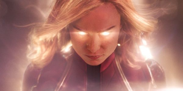 Brie Larson Emotionally Recalls Wearing Captain Marvel's Suit for the First Time