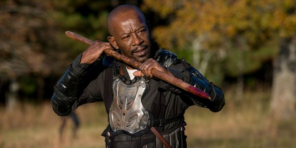 Lennie James Explains Why Morgan Chooses Not To Kill On The Walking Dead