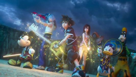 Kingdom Hearts III Opening Movie Trailer Hints at the Game's Story