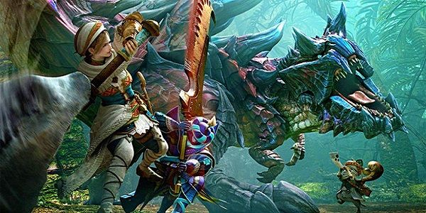 Try Out Monster Hunter Generations Ultimate On Nintendo Switch Now