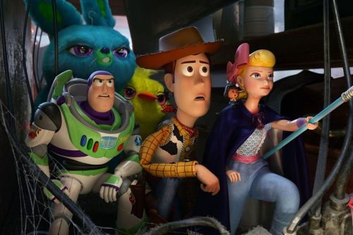 Here's When 'Toy Story 4' Is Coming to Video on Demand
