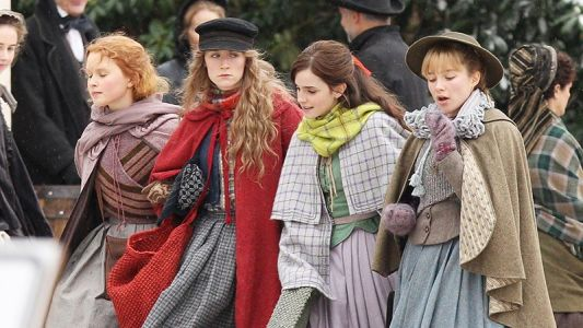 First Look Little Women Photos Released For Sony's Movie Adaptation