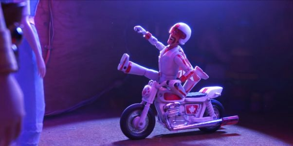 What Keanu Reeves Likes About Playing Toy Story 4's Duke Caboom