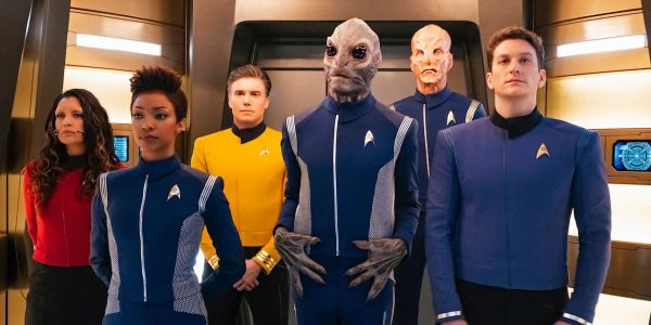 Star Trek: Discovery BTS Video: Prepare For More Adventure In Season 2