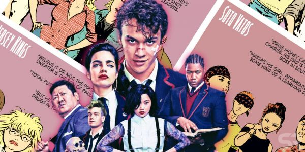 Deadly Class: Every School Legacy Group & Affiliation Explained