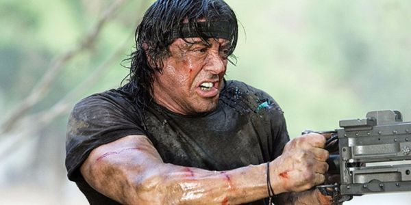 What It's Like To Work With Sylvester Stallone On Rambo V: Last Blood