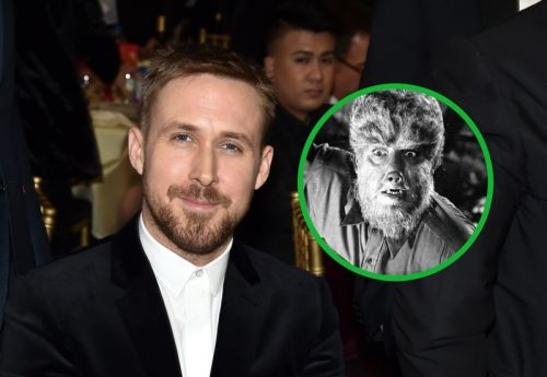 Ryan Gosling Set to Play the Wolfman in Universal's Reboot!