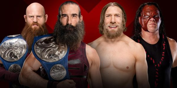 WWE Extreme Rules: Did Daniel Bryan & Kane Return to Tag Team Glory?