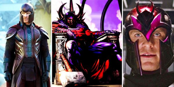X-Men: 15 Things Only True Fans Know About Magneto's Armor