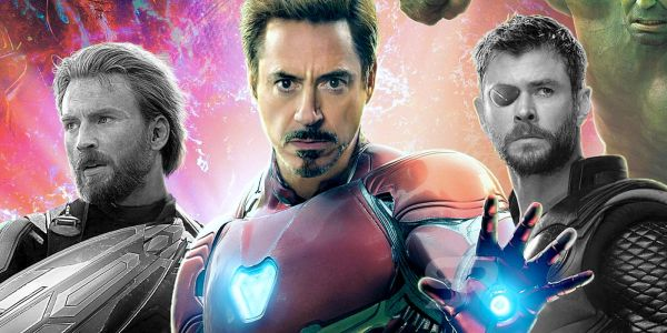 Avengers: Endgame Poster Highlights Thor, Iron Man & Captain America's Evolution