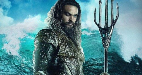 Aquaman Preview Dives Into the Underwater World of Arthur