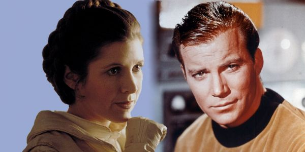 William Shatner Wants Carrie Fisher To Get A Hollywood Walk of Fame Star