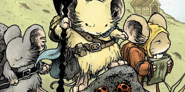 Maze Runner Director's Mouse Guard Movie Starts Filming In Early 2019