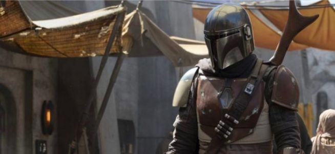 Photo: George Lucas Visits The Set of 'The Mandalorian' on Jon Favreau's Birthday
