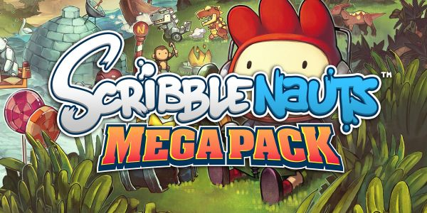 Scribblenauts Mega Pack Review: A Magical Compilation