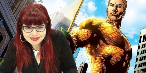 DC Recruits Marvel Comics Heavyweight Kelly Sue DeConnick For Aquaman