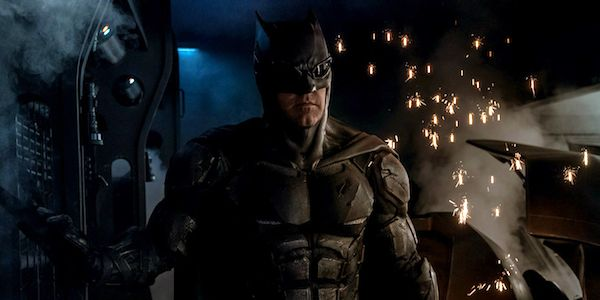 What DC Is Probably Doing With Ben Affleck's Batman Moving Forward