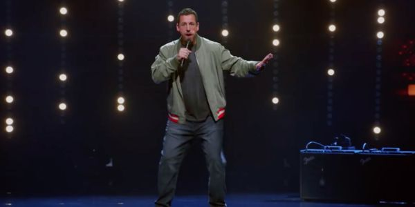 Adam Sandler's Netflix Comedy Special Has A Release Date And First Look Video
