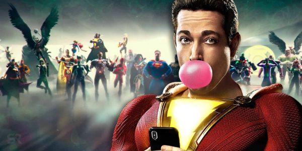 Shazam is the Last Remaining Movie From the DCEU's Original Slate