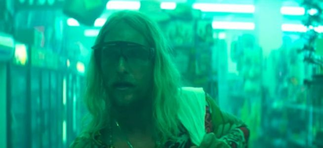 'The Beach Bum' Trailer: The Director of 'Spring Breakers' Teams With Matthew McConaughey For Fun in the Sun