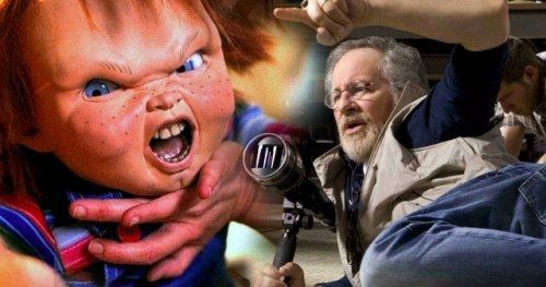 How Spielberg Helped Save Chucky and the Child's Play
