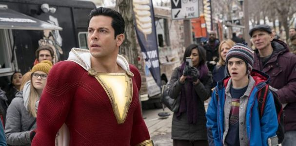 'Shazam!' Editor Michel Aller on Striking the Balance Between Horror and Comedy