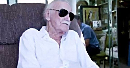 Stan Lee Expresses Love for His Fans in Touching Final VideoThe