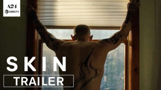 Skin movie trailer