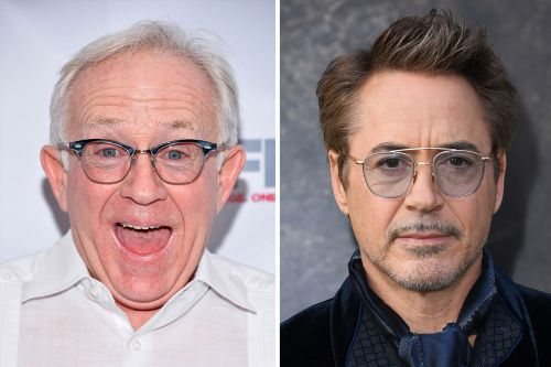 Leslie Jordan Swapped Prison Beds with Robert Downey Jr. in the 1990s