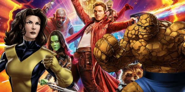 James Gunn Says Disney/FOX Deal Won't Change Guardians of the Galaxy 3