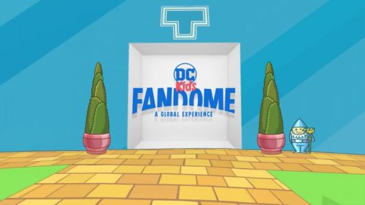 DC Kids FanDome Trailer Reveals a Kid-Friendly Virtual Event