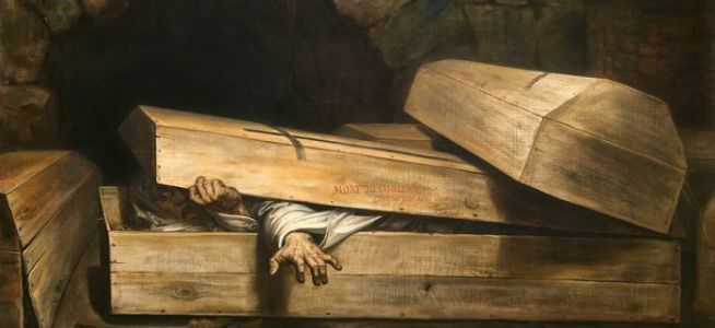 Calling All Vampires: Swedish Film Festival Will Screen a Movie Inside Sealed Coffins