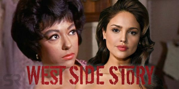 Spielberg's West Side Story: Baby Driver's Eiza Gonzalez Circling Role