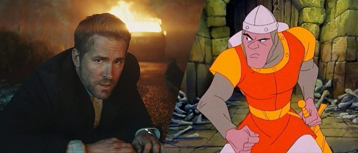 Netflix Making a 'Dragon's Lair' Movie Based on Legendary Arcade Game, Ryan Reynolds to Star and Produce