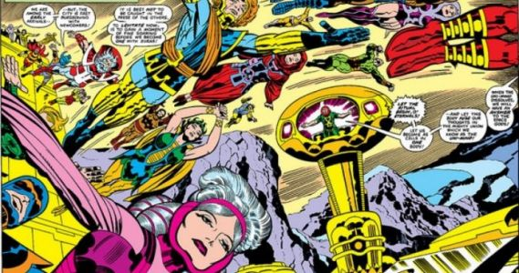 Marvel's 'The Eternals' Will Be Helmed By 'The Rider' Director Chloe Zhao