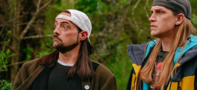 Kevin Smith Recorded a 'Jay and Silent Bob Reboot' Commentary Track, and Put It Online For Everyone