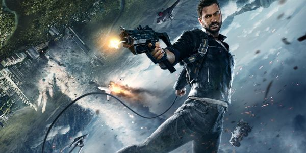 Just Cause Video Game Movie Lands John Wick Writer