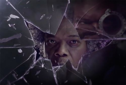 Samuel L. Jackson's Mr. Glass is Back in Glass Trailer Tease