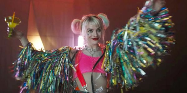Birds of Prey First Poster Puts All The Characters In Harley Quinn's Mind