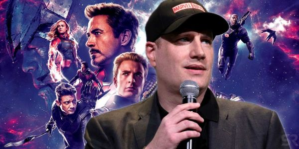 Kevin Feige Confirms Marvel Phase 4 Is Only 2 Years Long