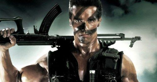Crazy Commando Deleted Scene Had Schwarzenegger Killing a Bad