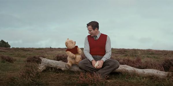 Winnie The Pooh Sets Off On A Grand Adventure In New CHRISTOPHER ROBIN Sneak Peek Trailer