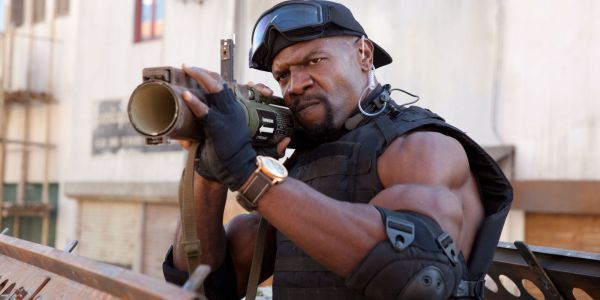 The Expendables Almost Went Direct to Video, Says Terry Crews