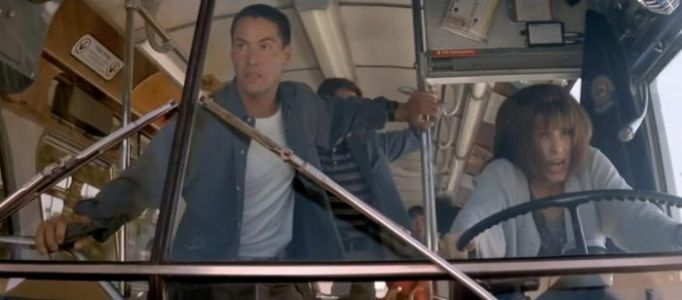 'Speed' Honest Trailer: Three Action Scenes in a Trenchcoat Pretending to Be a Movie